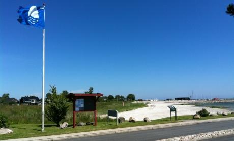 Blå Flag Strand